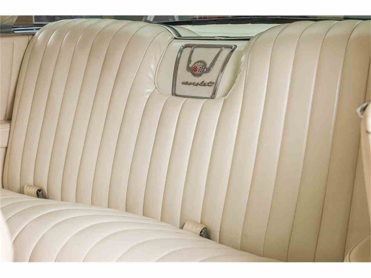 Large Picture of 1958 Chevrolet Impala Offered by Vanguard Motor Sales - K273