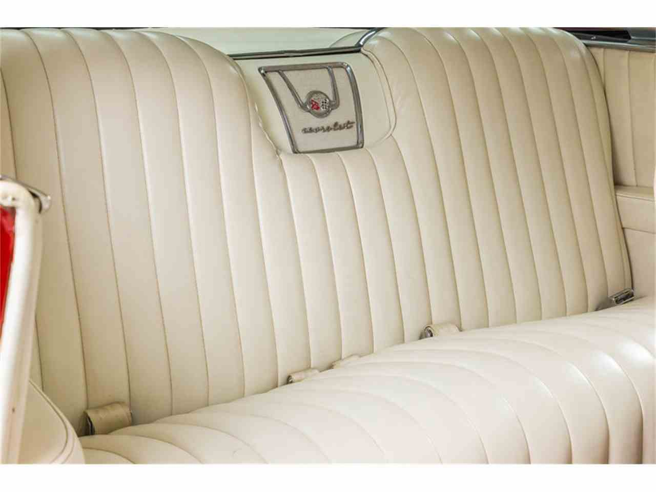 Large Picture of 1958 Chevrolet Impala located in Plymouth Michigan - $64,900.00 Offered by Vanguard Motor Sales - K273