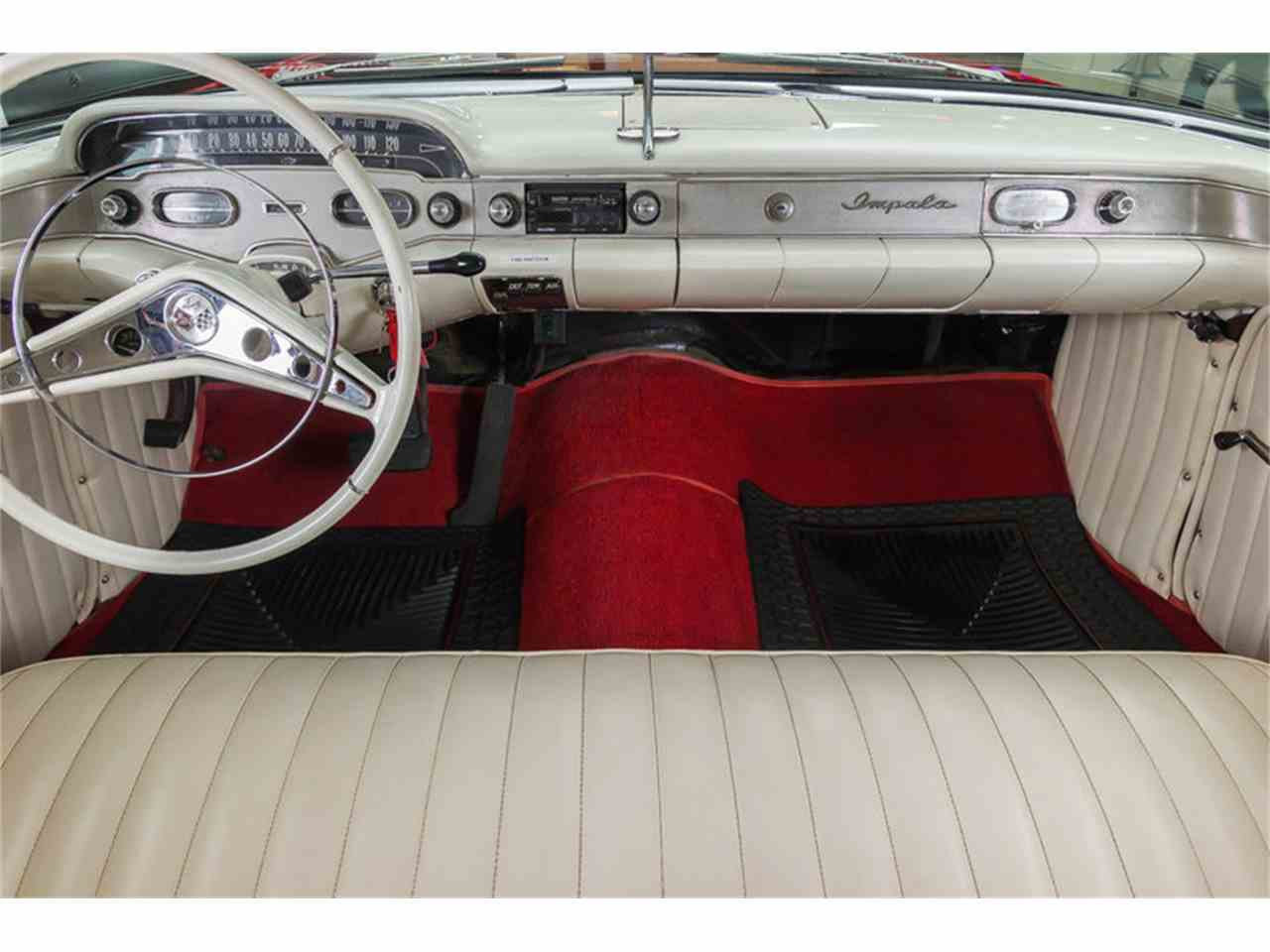 Large Picture of 1958 Chevrolet Impala located in Michigan - $64,900.00 Offered by Vanguard Motor Sales - K273
