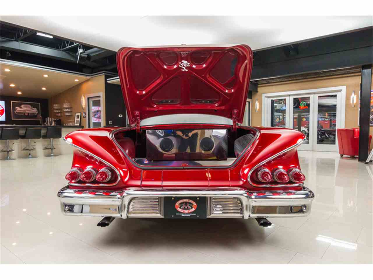 Large Picture of 1958 Impala Offered by Vanguard Motor Sales - K273