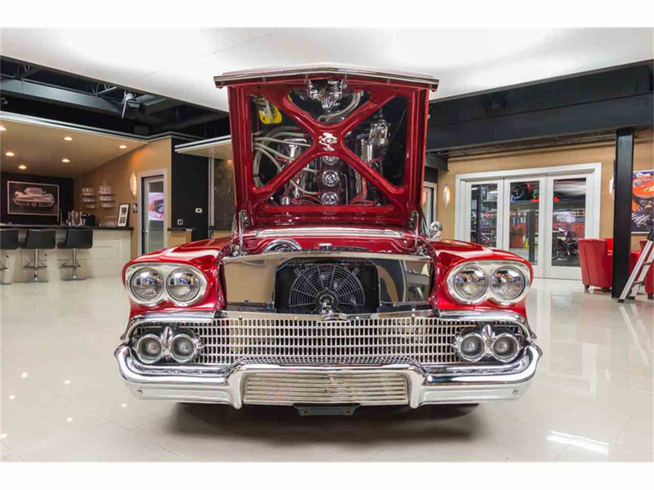 Large Picture of Classic 1958 Chevrolet Impala located in Plymouth Michigan - $64,900.00 - K273