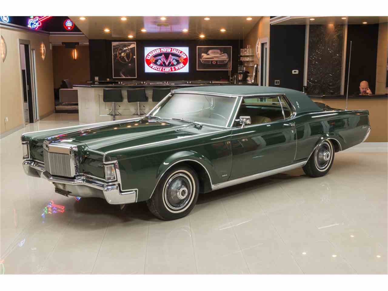 Chattanooga Ford Dealers >> 1969 Lincoln Continental Mark III for Sale | ClassicCars ...