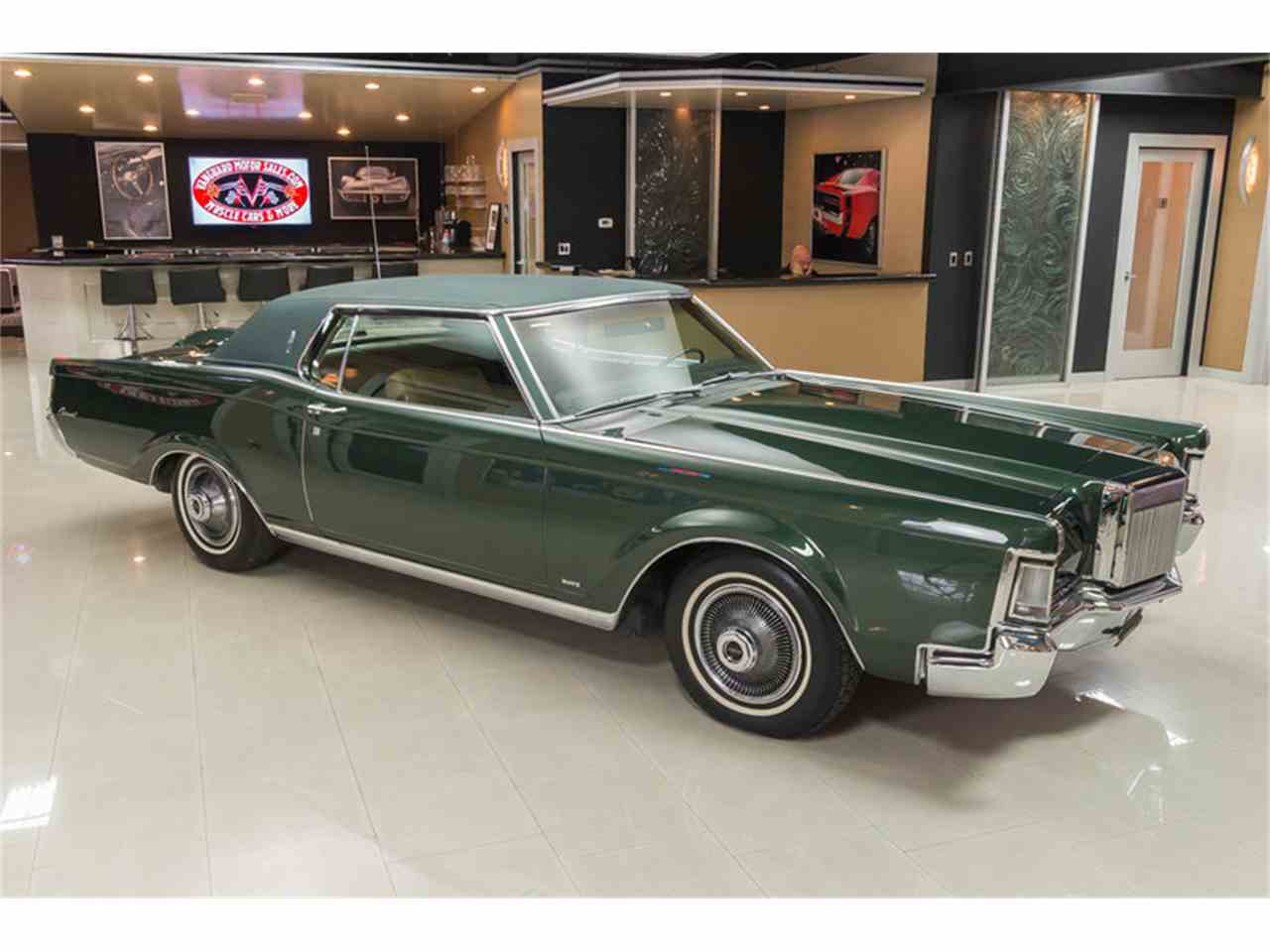 1969 lincoln continental mark iii for sale cc 935974. Black Bedroom Furniture Sets. Home Design Ideas