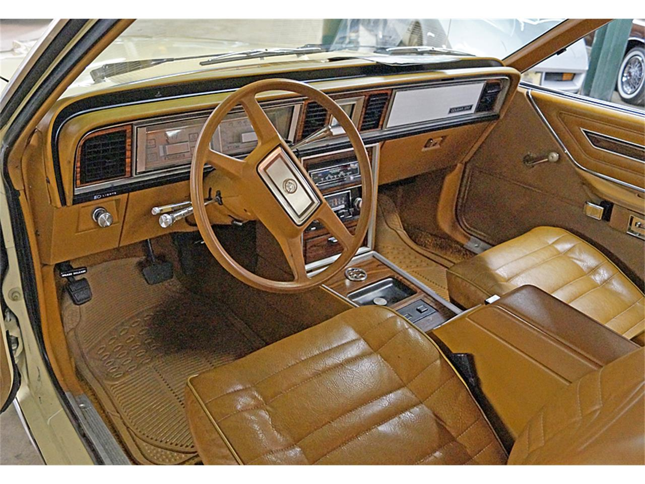 Large Picture of '80 Mercury Cougar XR7 - $10,900.00 Offered by Motorcar Portfolio - K2CH