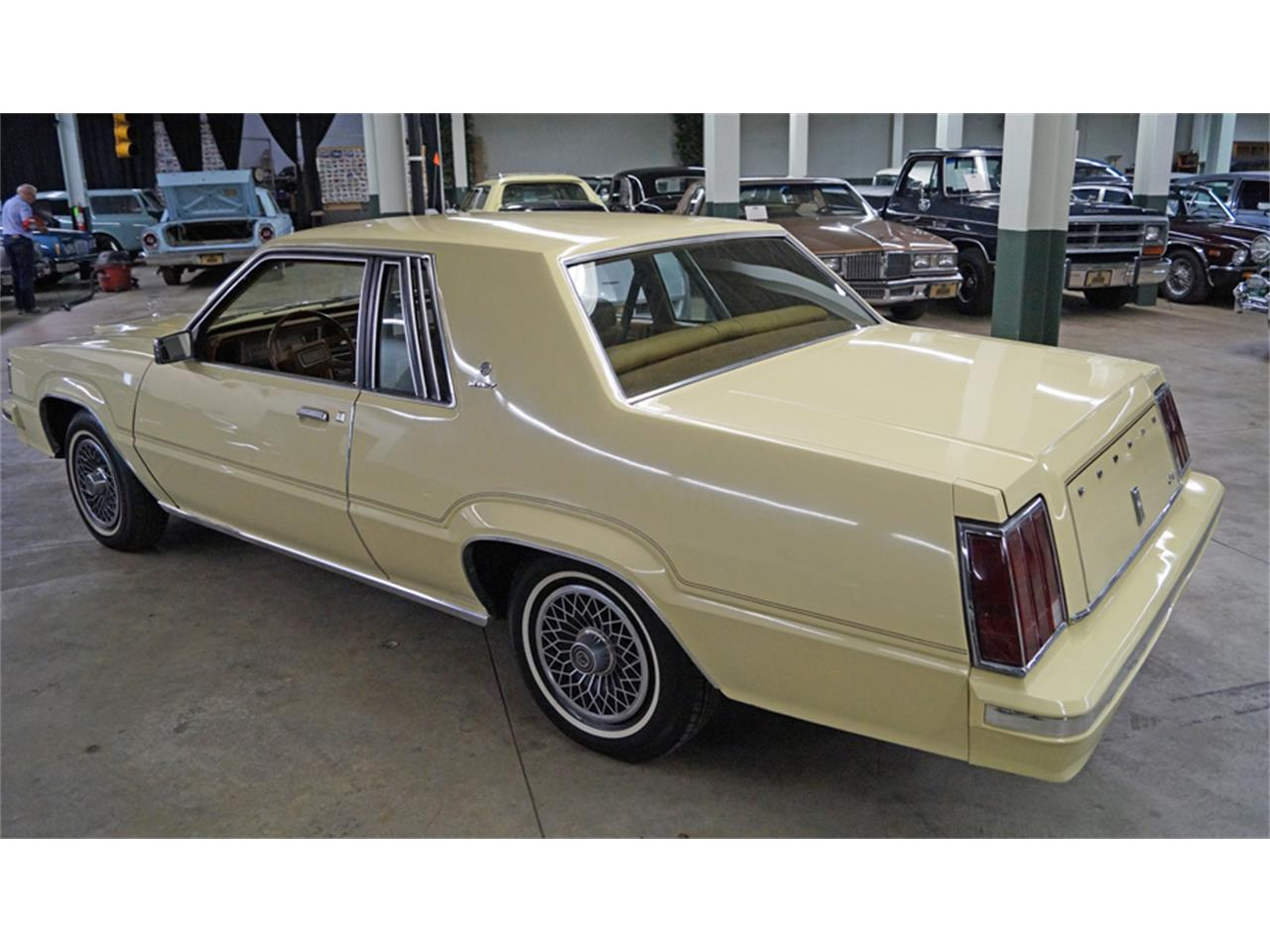 Large Picture of '80 Mercury Cougar XR7 Offered by Motorcar Portfolio - K2CH