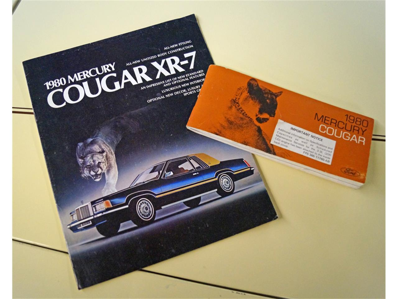 Large Picture of 1980 Cougar XR7 located in o - $10,900.00 Offered by Motorcar Portfolio - K2CH
