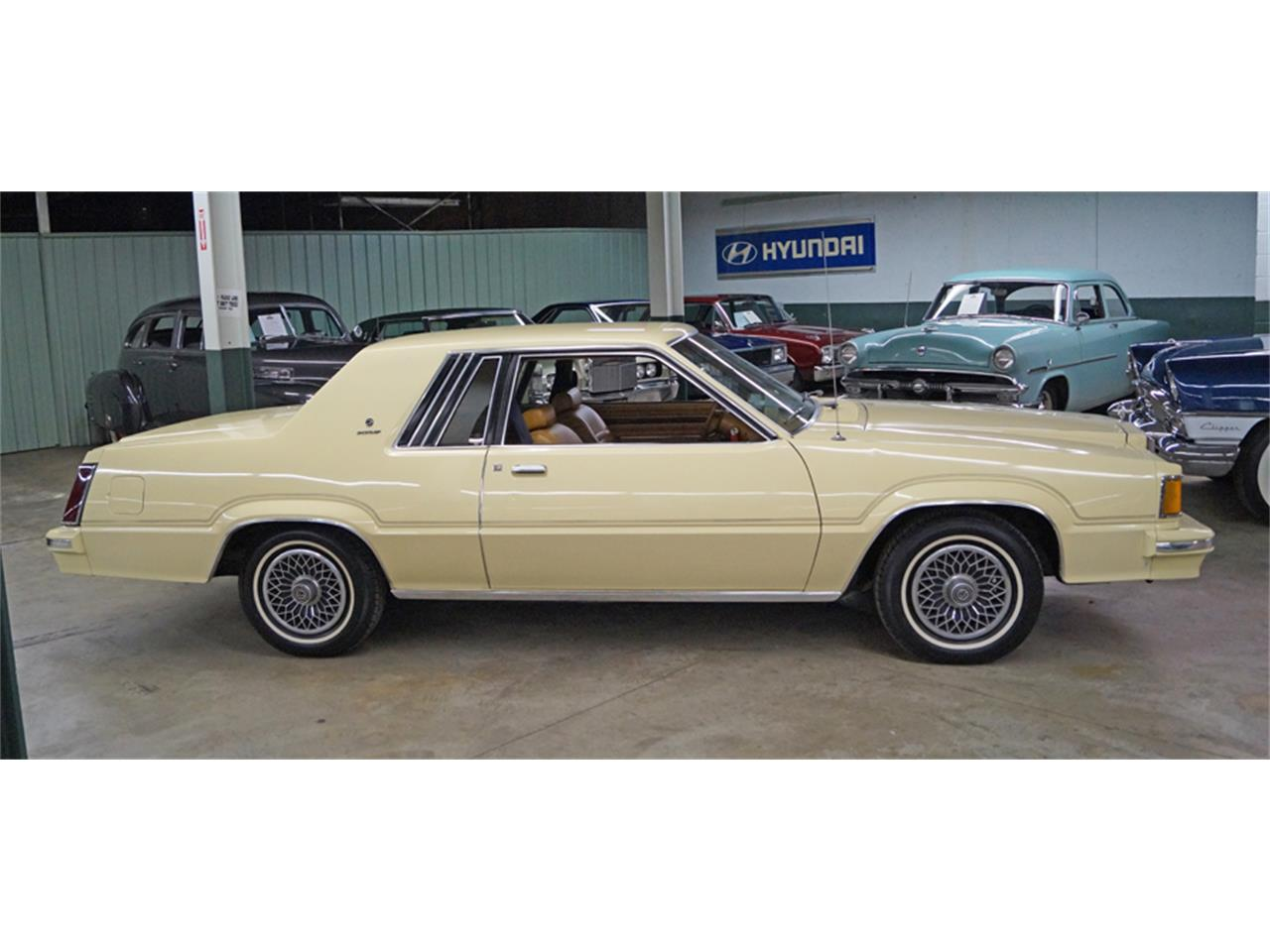 Large Picture of 1980 Mercury Cougar XR7 located in Canton, o Offered by Motorcar Portfolio - K2CH