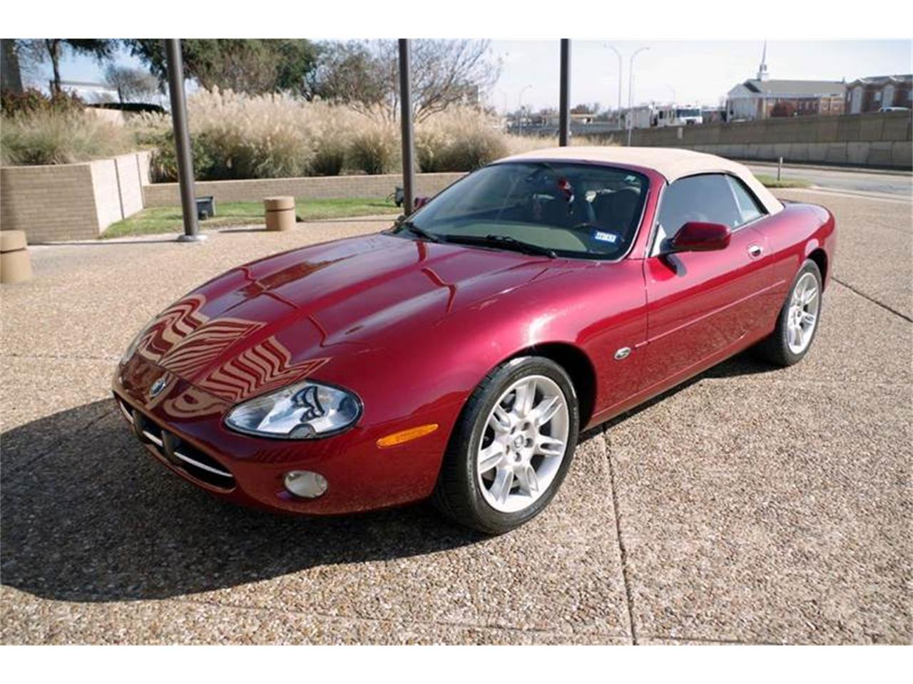 Large Picture of '01 XK - K2DE