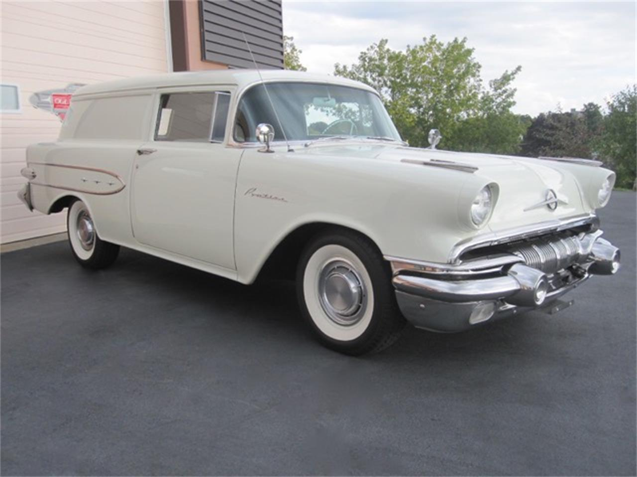 Large Picture of '57 Pathfinder Sedan Delivery - K2FL