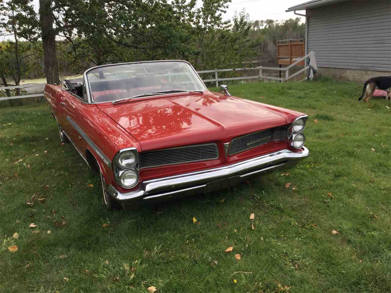 Edmonton Alberta Used Vehicles Cars Trucks Suvs For Sale: 1963 Pontiac Bonneville For Sale