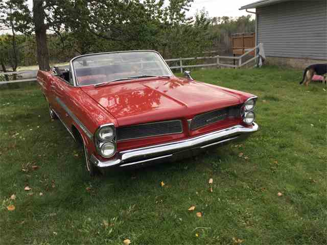 Picture of Classic 1963 Bonneville located in Edmonton Alberta - $47,000.00 Offered by a Private Seller - K2G1