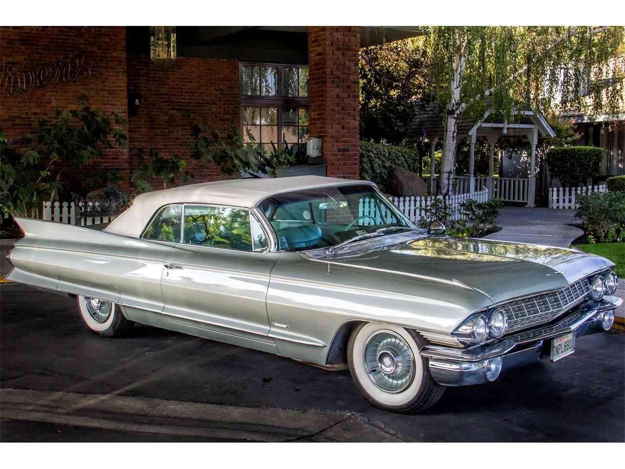 1961 Cadillac DeVille for Sale | ClicCars.com | CC-936306