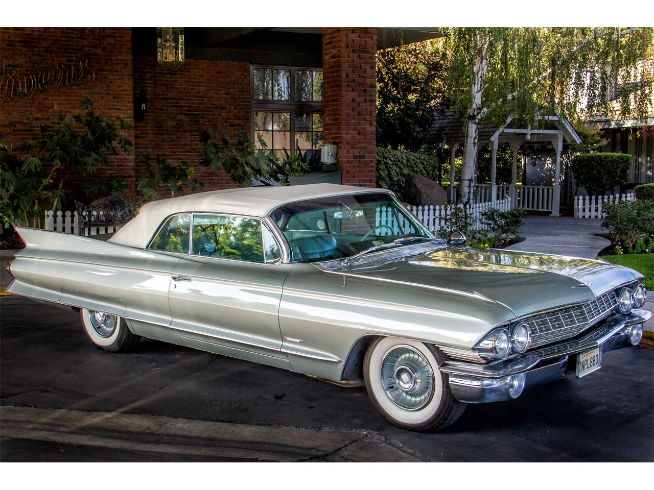 Large Picture of '61 DeVille - K2GI