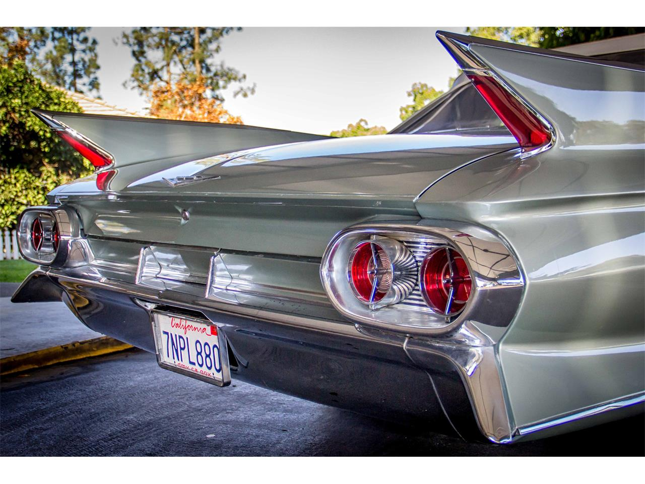 Large Picture of 1961 Cadillac DeVille Offered by a Private Seller - K2GI