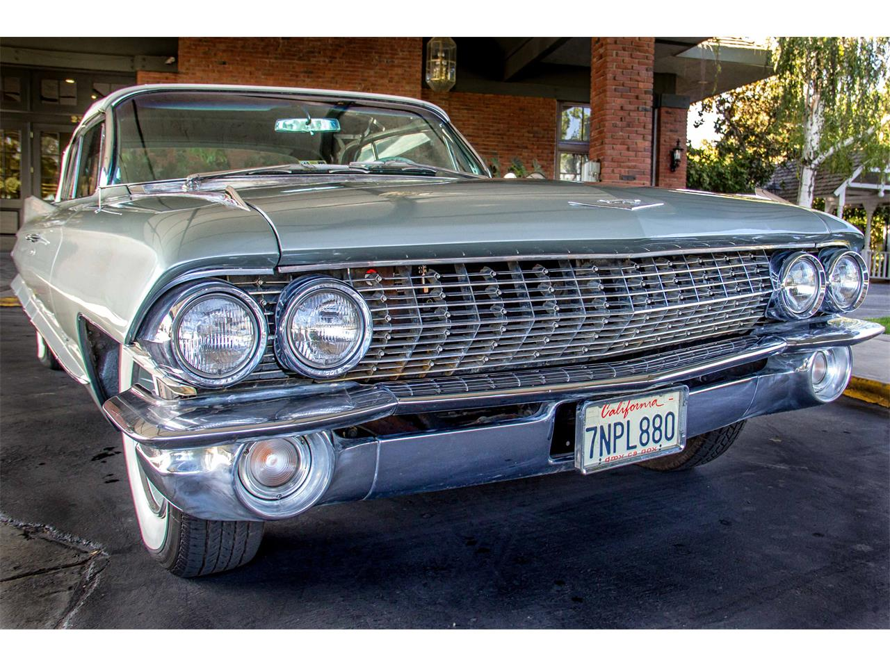 Large Picture of Classic '61 DeVille located in San Francisco California Offered by a Private Seller - K2GI