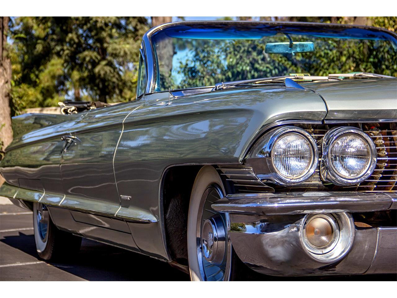 Large Picture of 1961 Cadillac DeVille - $55,500.00 Offered by a Private Seller - K2GI