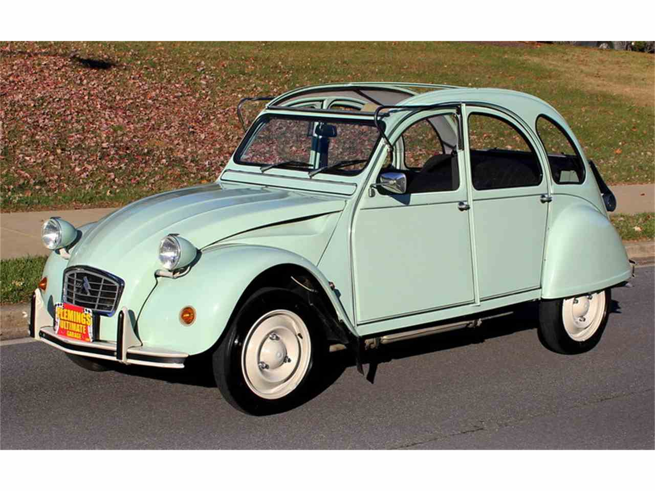 1983 Citroen 2CV for Sale | ClassicCars.com | CC-936322