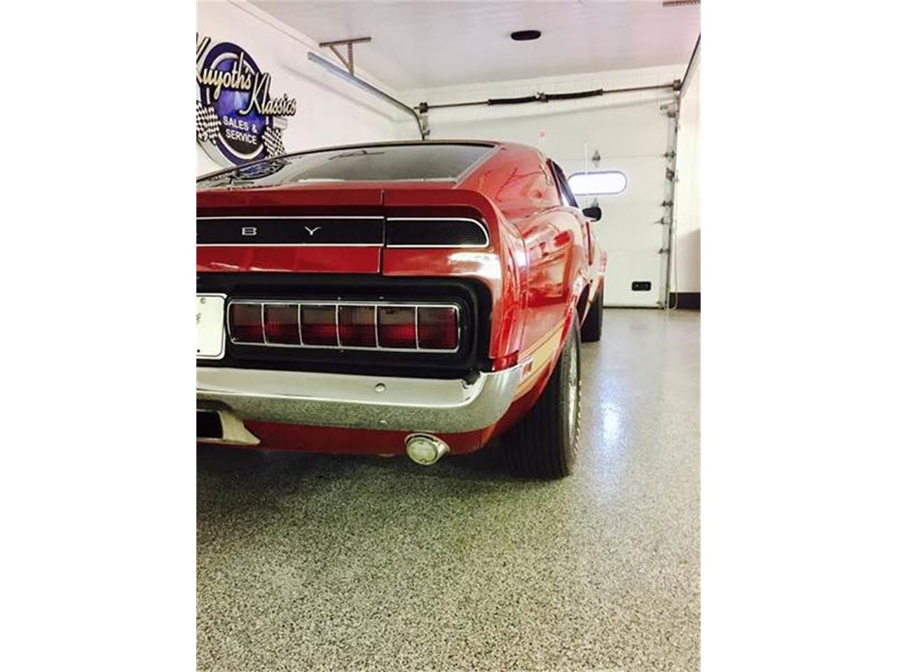 Large Picture of '70 GT500 - JY2Z
