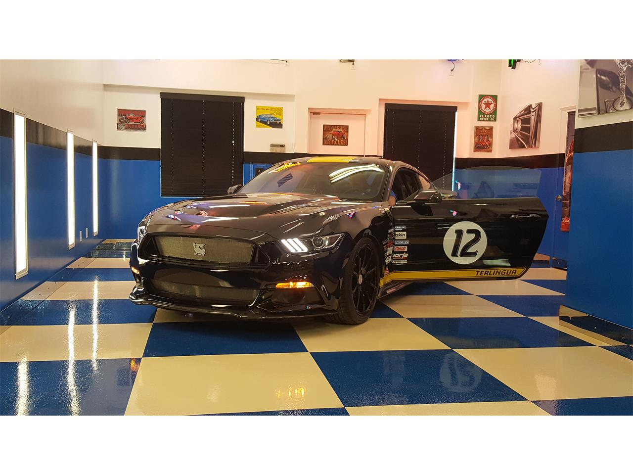 For Sale: 2016 Shelby Mustang in Bakersfield, California