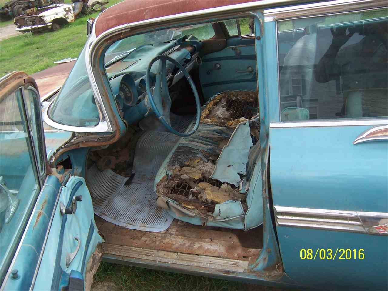 Large Picture of '59 Nomad - K2KF
