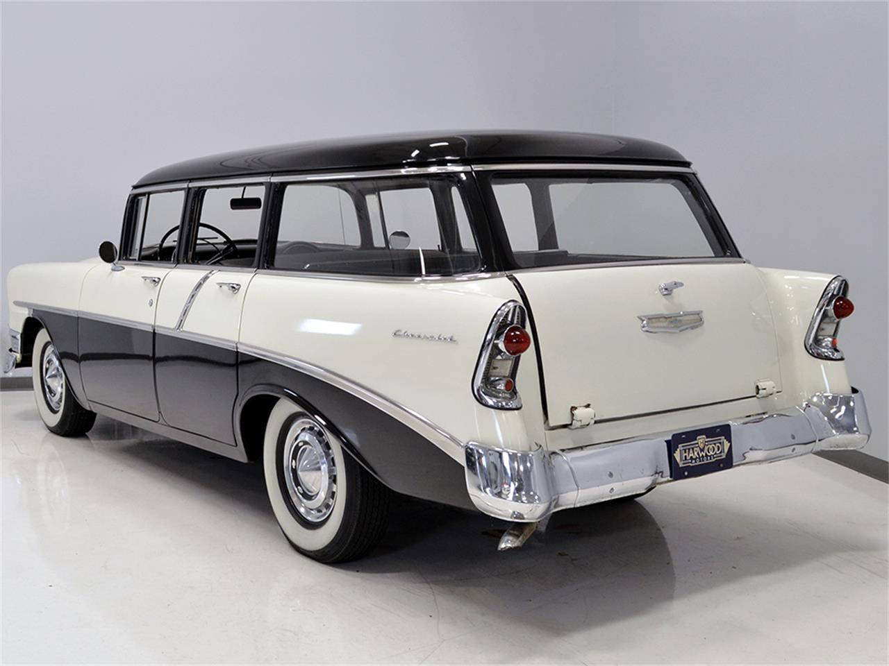 Large Picture of '56 Chevrolet 210 located in Macedonia Ohio - $24,900.00 Offered by Harwood Motors, LTD. - K2KS