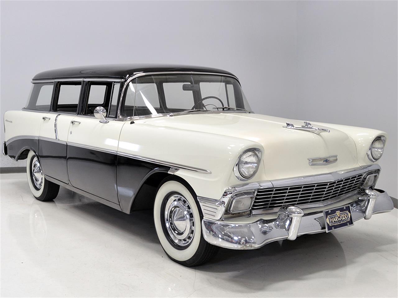 Large Picture of '56 Chevrolet 210 - $24,900.00 Offered by Harwood Motors, LTD. - K2KS