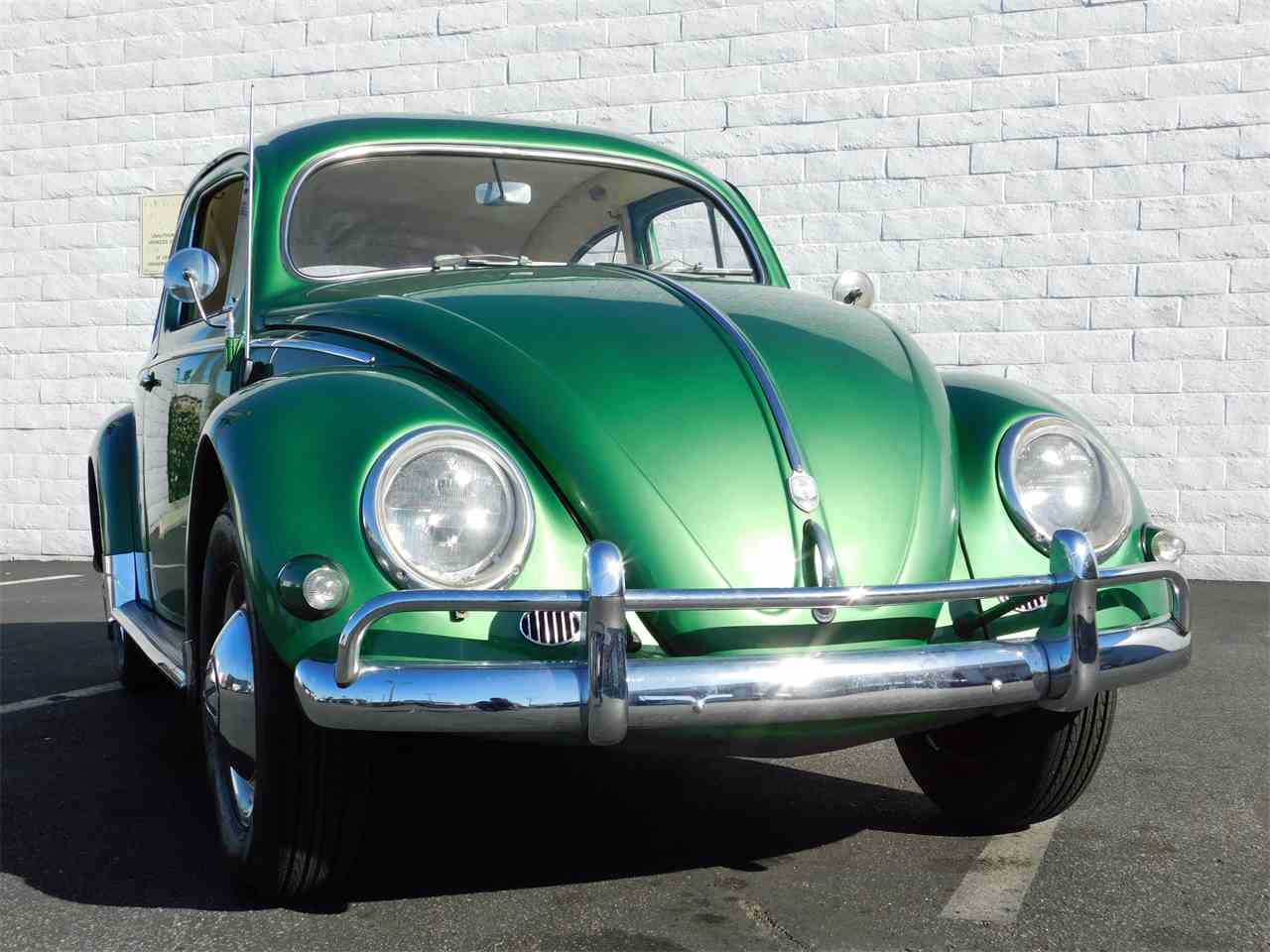 Large Picture of '57 Beetle - K2KV