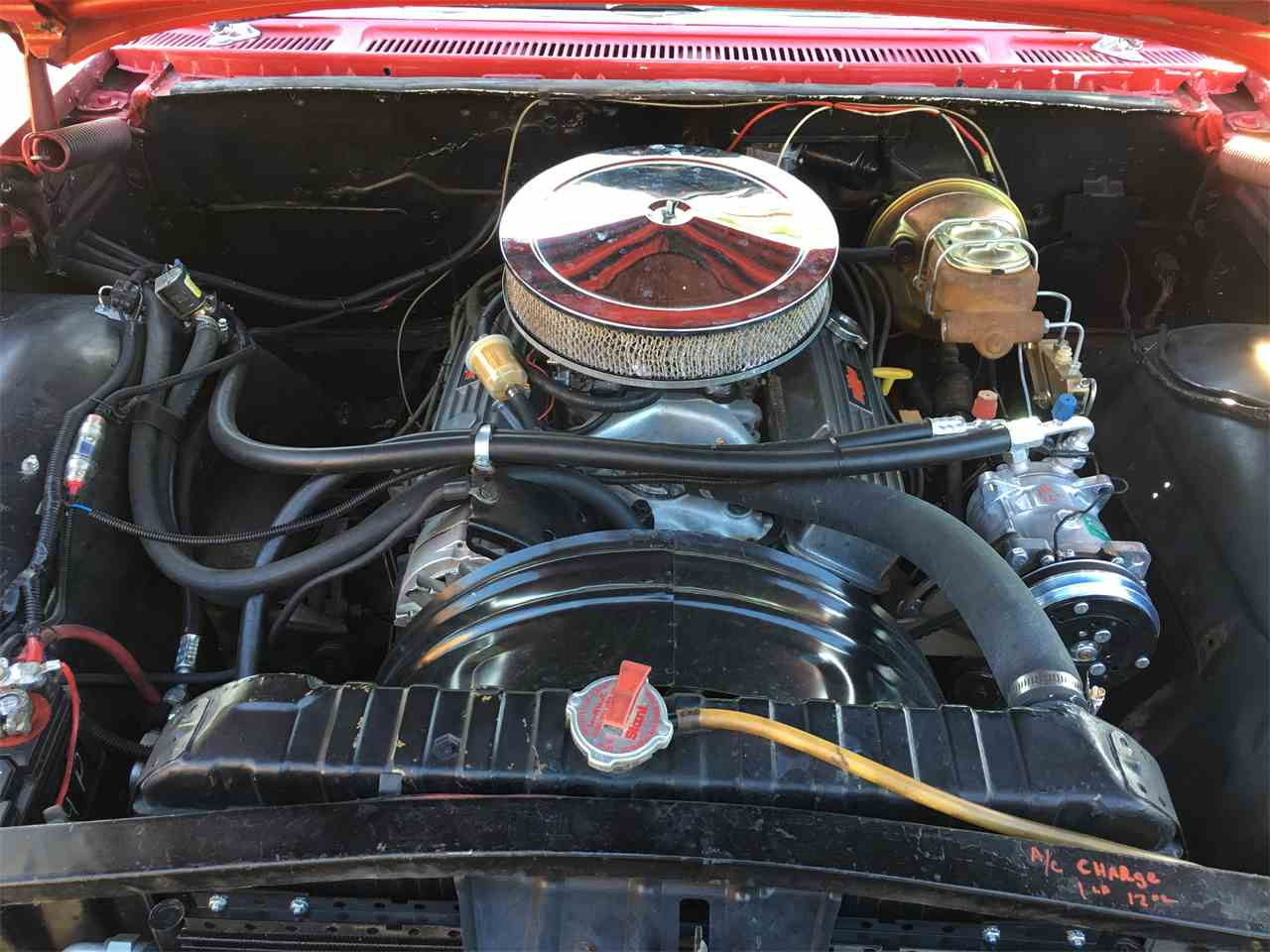 Large Picture of '60 Impala - K2L0
