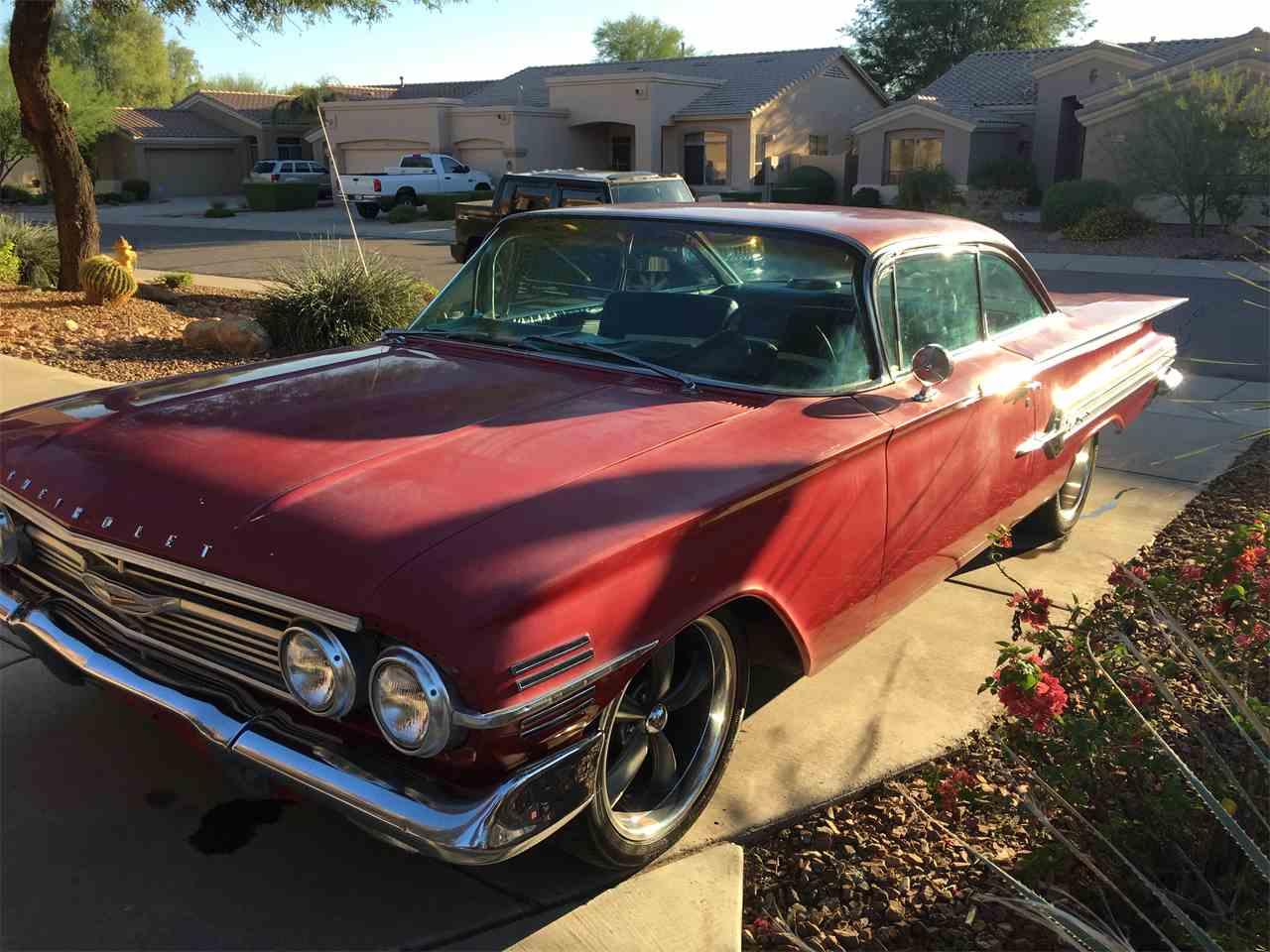1960 chevrolet impala for sale cc 936468. Black Bedroom Furniture Sets. Home Design Ideas