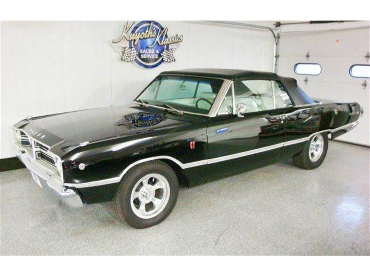 Large Picture of '68 Dart - JY3D