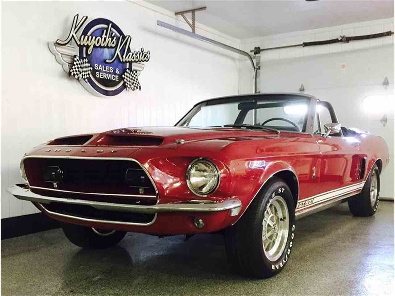 Large Picture of '68 GT500 - JY3K