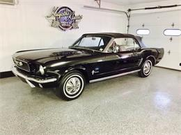 Picture of Classic '66 Mustang located in Wisconsin - $41,499.00 Offered by Kuyoth's Klassics - JY3M
