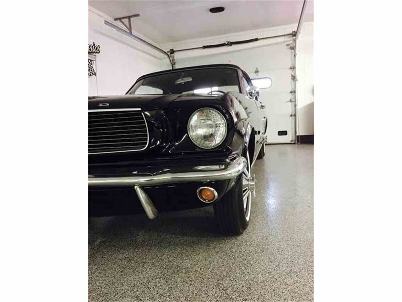 Large Picture of '66 Mustang - JY3M