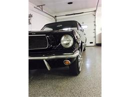Picture of 1966 Mustang located in Stratford Wisconsin - $41,499.00 Offered by Kuyoth's Klassics - JY3M