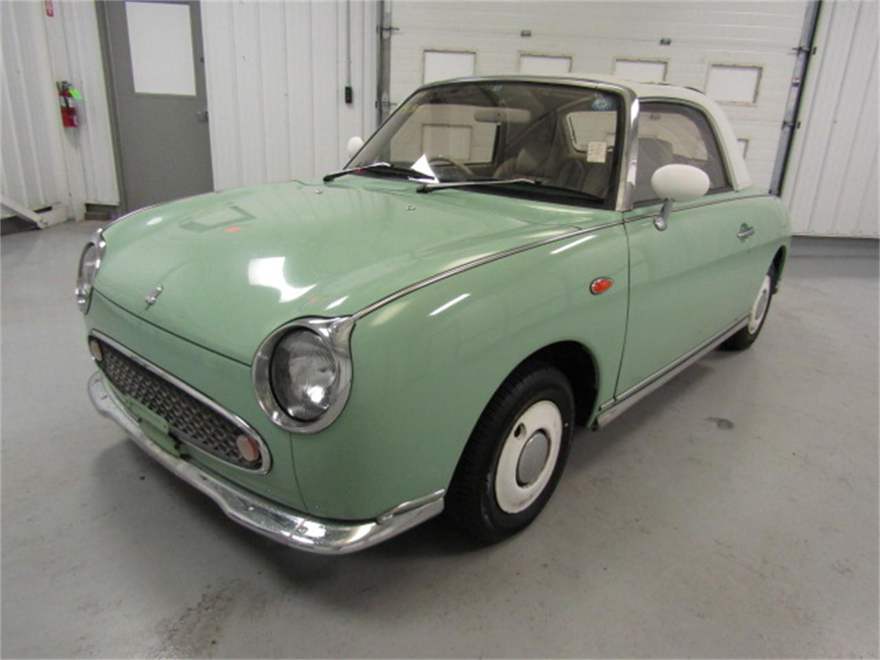 Large Picture of '91 Nissan Figaro located in Christiansburg Virginia - K2PU