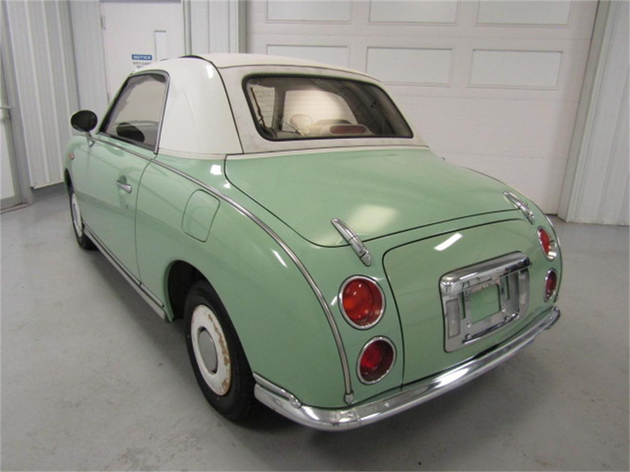 Large Picture of 1991 Nissan Figaro located in Christiansburg Virginia - K2PU