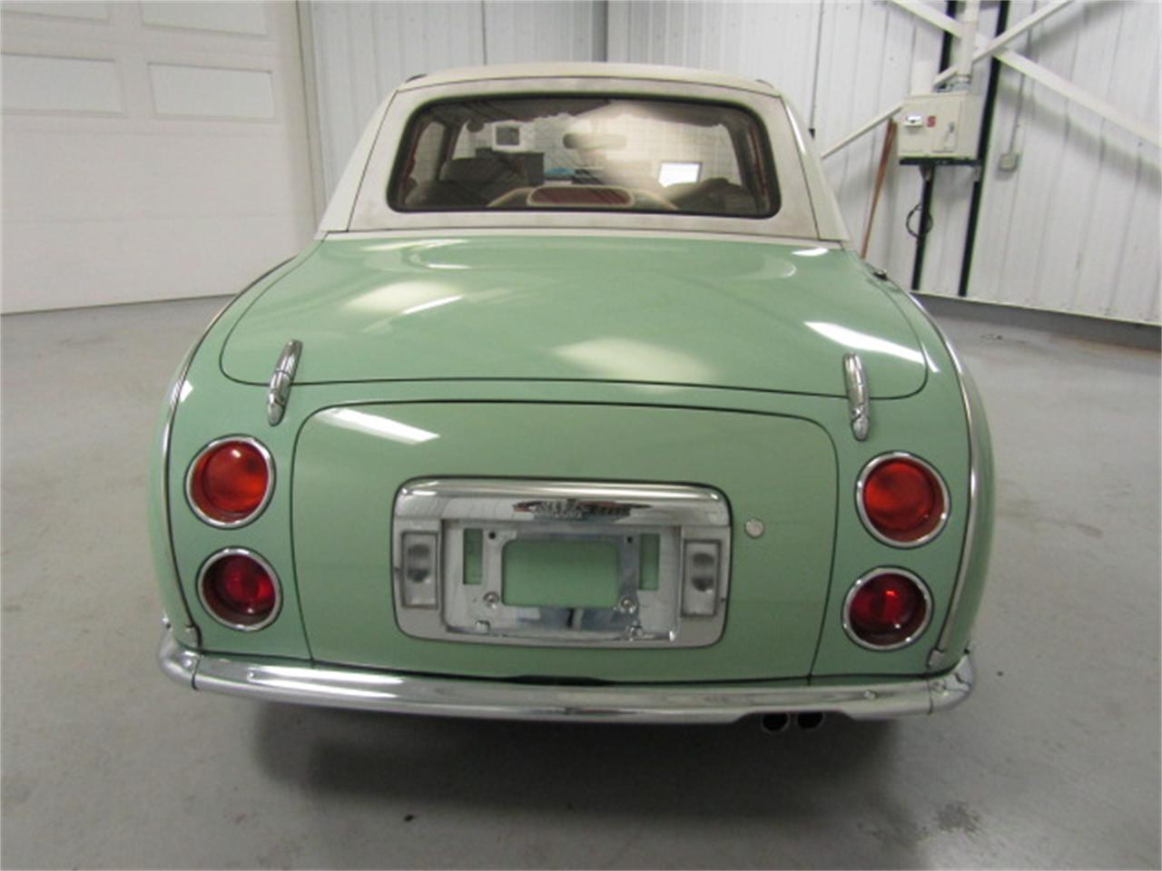 Large Picture of 1991 Nissan Figaro located in Christiansburg Virginia - $10,900.00 Offered by Duncan Imports & Classic Cars - K2PU