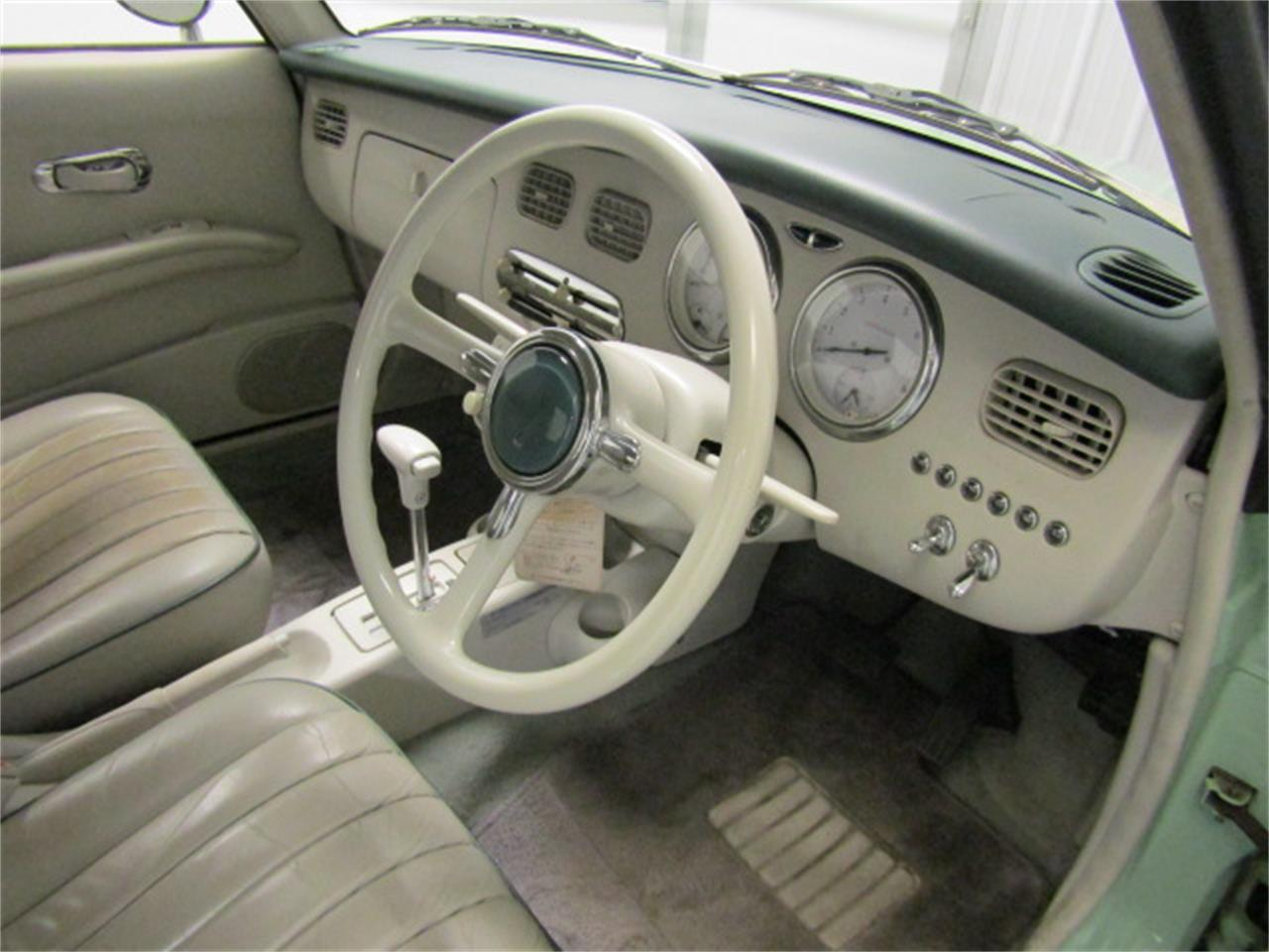 Large Picture of '91 Figaro - $10,900.00 Offered by Duncan Imports & Classic Cars - K2PU