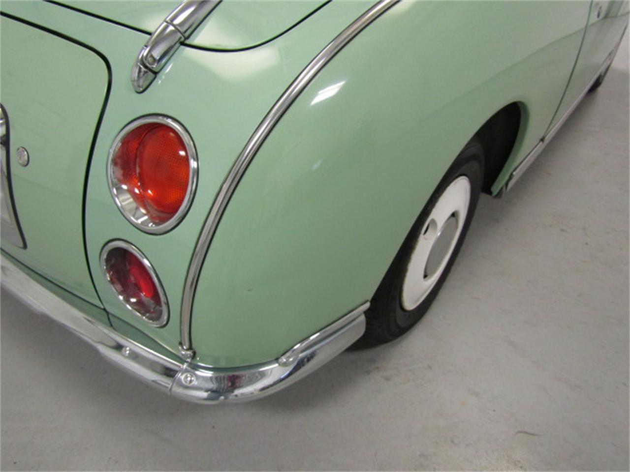 Large Picture of 1991 Nissan Figaro located in Christiansburg Virginia Offered by Duncan Imports & Classic Cars - K2PU