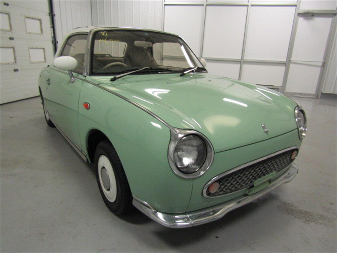 Large Picture of '91 Nissan Figaro located in Christiansburg Virginia Offered by Duncan Imports & Classic Cars - K2PU