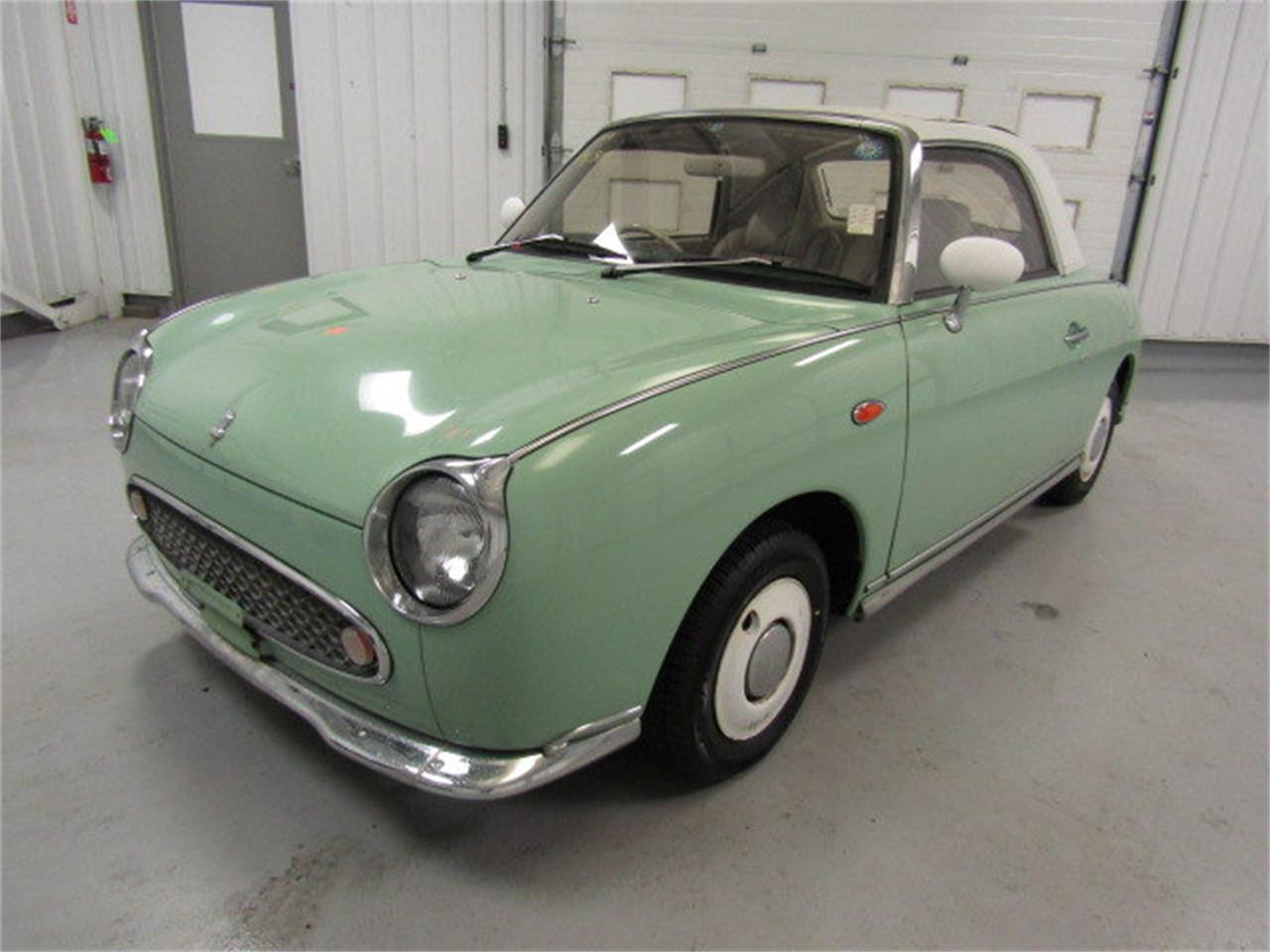 Large Picture of '91 Nissan Figaro located in Christiansburg Virginia - $10,900.00 Offered by Duncan Imports & Classic Cars - K2PU