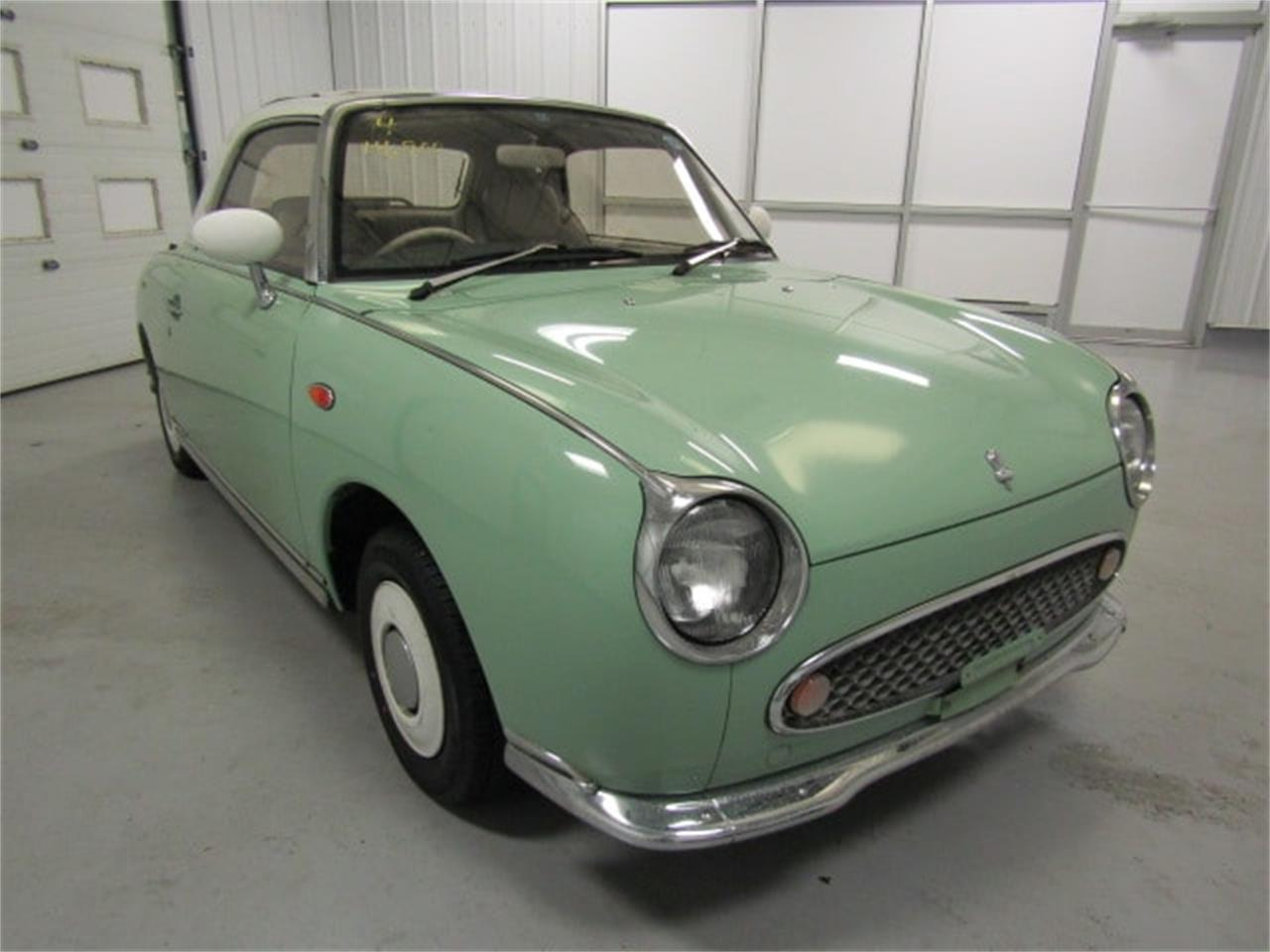 Large Picture of 1991 Nissan Figaro located in Virginia - $10,900.00 Offered by Duncan Imports & Classic Cars - K2PU