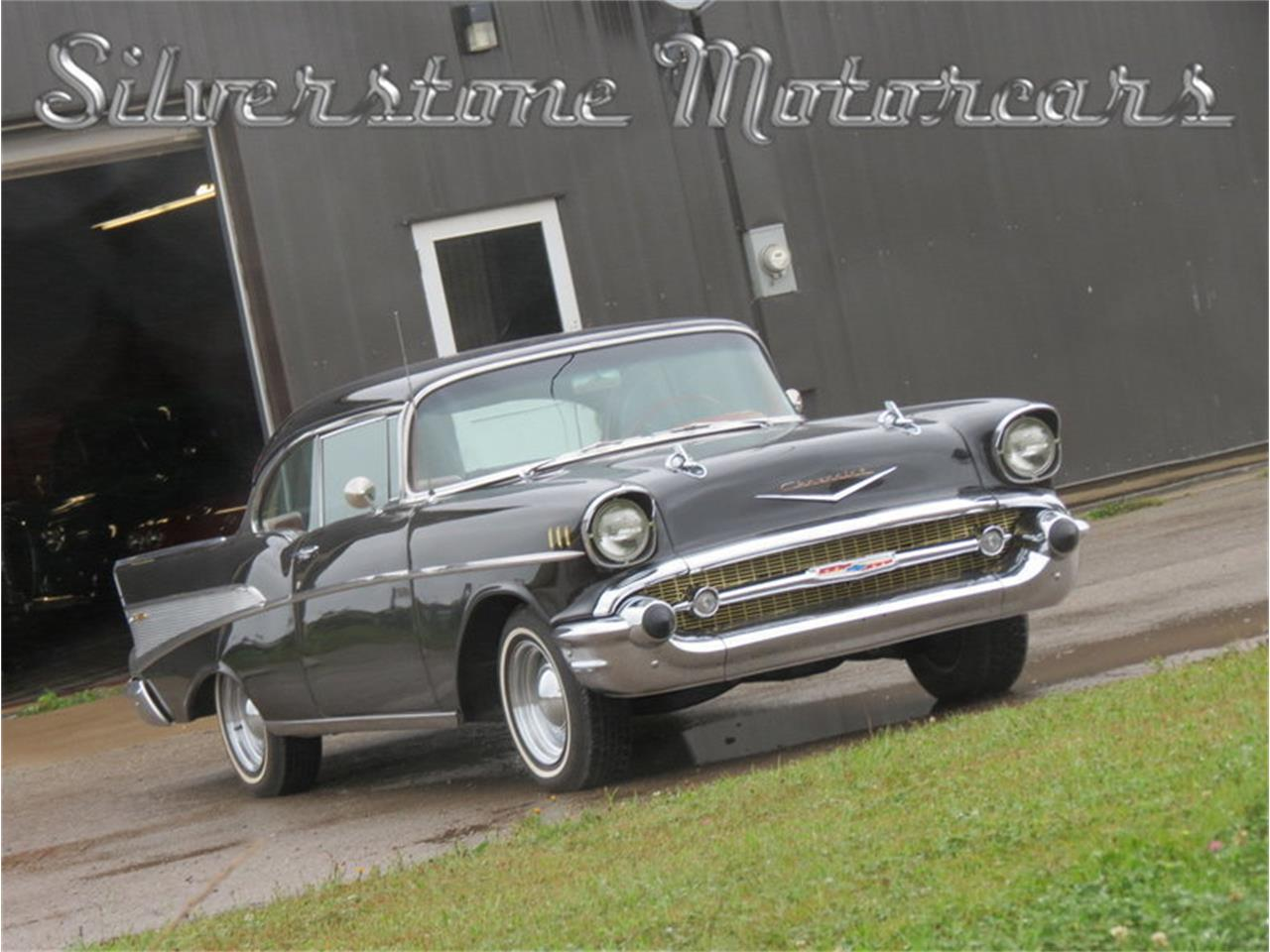 Large Picture of '57 Bel Air - K2R5