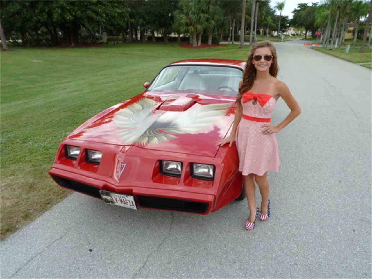 1980 Pontiac Firebird Trans Am for Sale | ClassicCars.com | CC-936707
