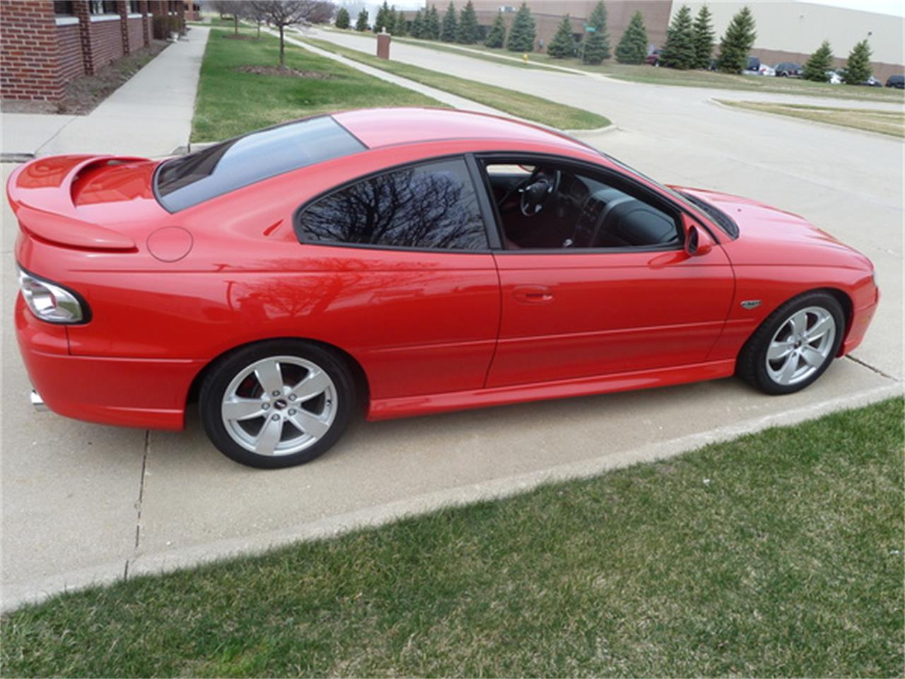 Large Picture of '05 Pontiac GTO - K2RO