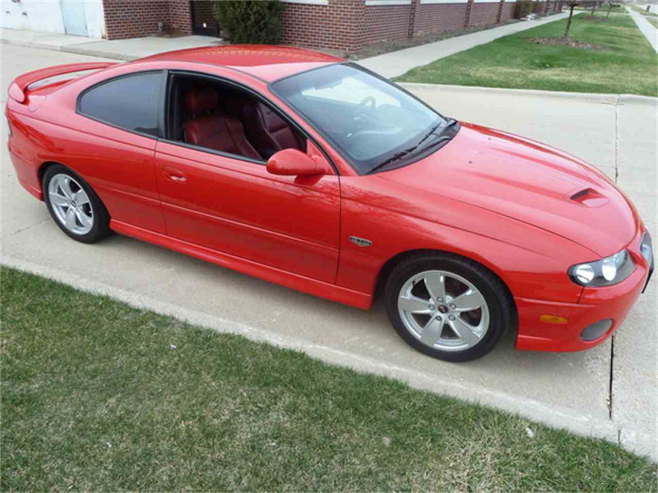 Large Picture of '05 GTO - K2RO
