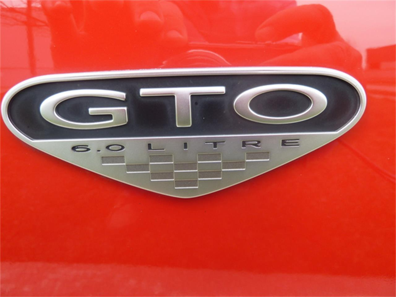 Large Picture of 2005 Pontiac GTO Offered by More Muscle Cars - K2RO
