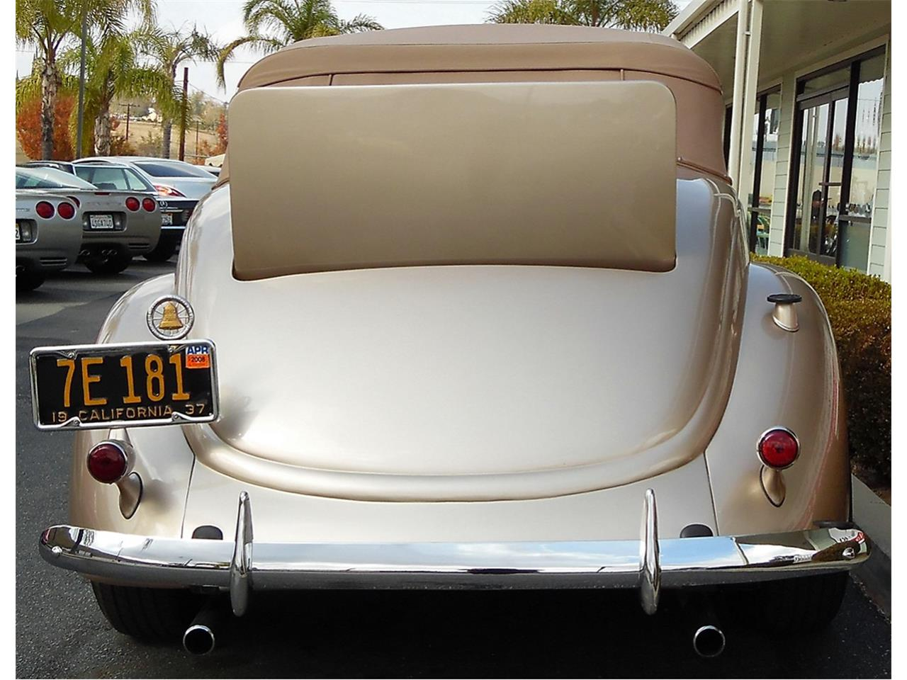 Large Picture of '37 Cabriolet - JY41