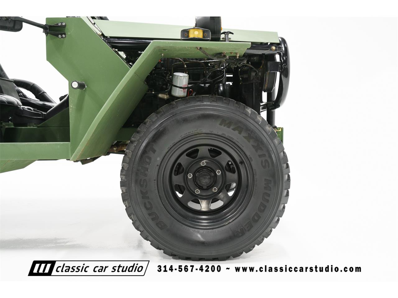 Large Picture of '75 M151A2 Wolverine - $29,900.00 Offered by Classic Car Studio - K2SV