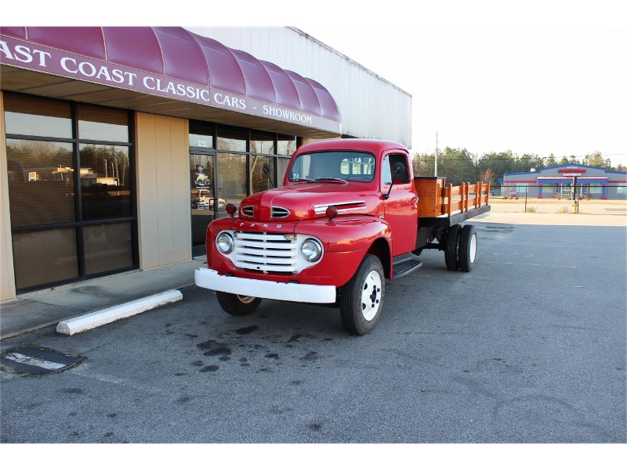 Large Picture of '49 F6 located in North Carolina Offered by East Coast Classic Cars - K2Y3